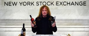 Dave Mustaine Talks Wine with TheStreet